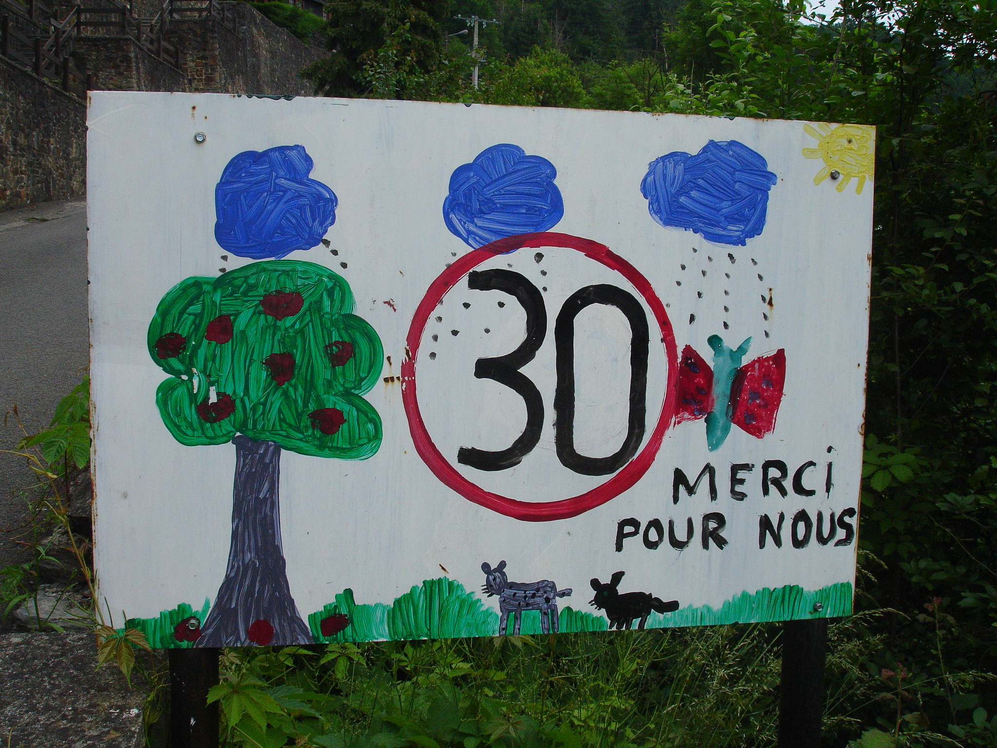 30km/hour Thanks. It\'s for us.